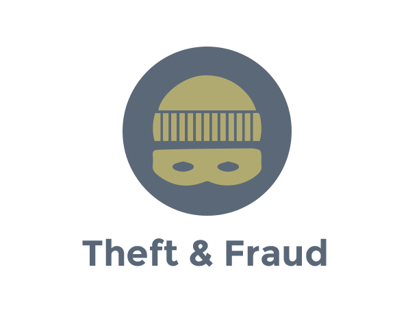 criminal law theft fraud Fraud and financial crimes are a form of theft/larceny that occur when a person or entity takes money or property, or uses them in an illicit manner, with the intent.
